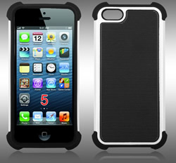 iPod Touch 5 Combo Hard Case Cover