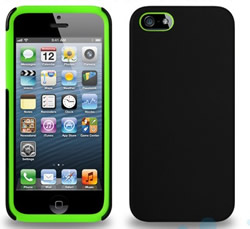 iPhone 5 Hybrid Silicone Combo Case