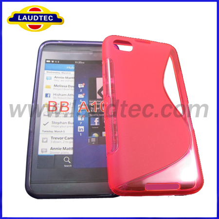 Blackberry A10 S Line Tpu Case