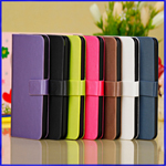 iphone 5c top grade wallet leather case