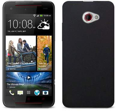 HTC Butterfly S Hybrid hard case cover