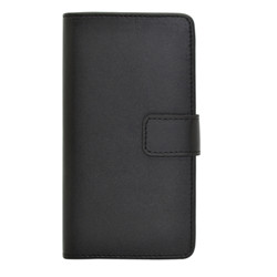 Luxurious PU Leather Wallet Case Cover for HTC hima