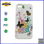 jellyfish silicone tpu case cover for iPhone 5s
