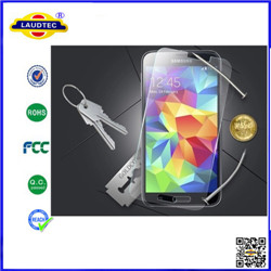 Samsung S5 9H tempered glass screen protector