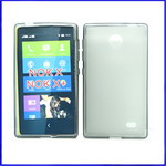 Nokia X pudding tpu gel case