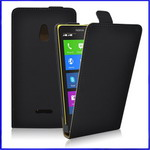 Ultra Slim Flip Leather Case Cover for Nokia XL Leather Case Cover Accessories