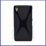 Sony Xperia Z2 X shape TPU Gel case
