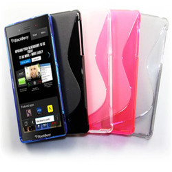 Blackberry Z3 S Line TPU case,TPU case for blackberry Z3