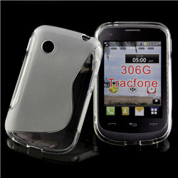 LG Tracfone 306g S line tpu case