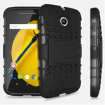 Wholesale Armor Shockproof Cell Phone Case for MOTO E2