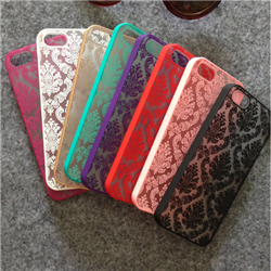 unique frosted and retro hard case for iphone5