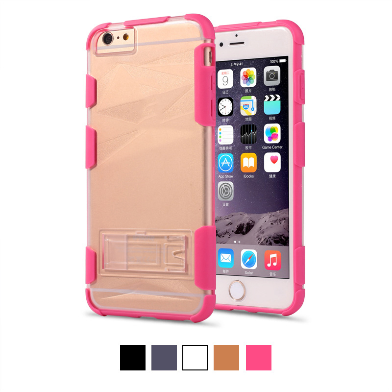 IPhone 6 plus Sport outdoor Stand case cover