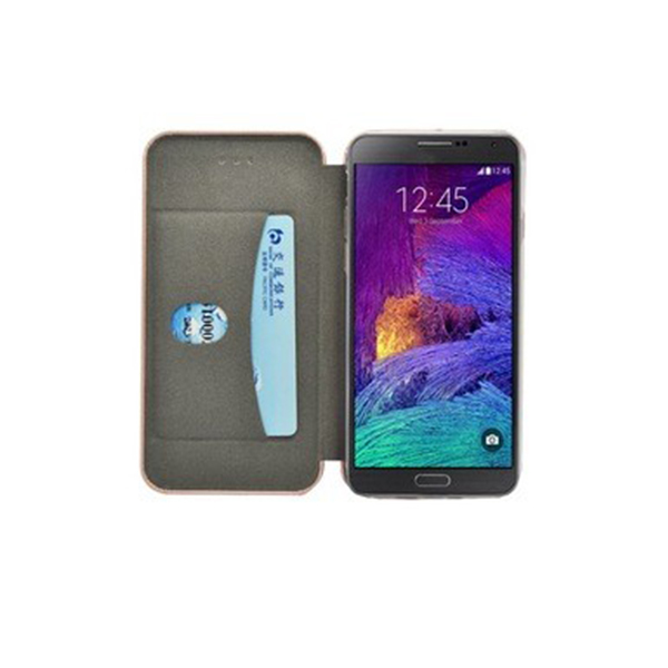 samsung note 4 slim full curved wallet case