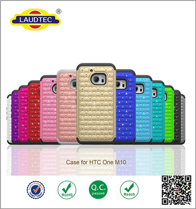 Combo shockproof case for HTC One M10