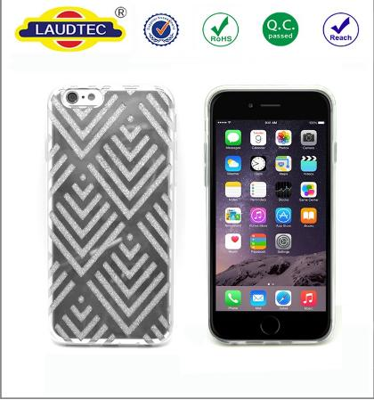 OEM/ODM Side TPU Back PC Printed Cover for Iphone 6 6s 6 plus
