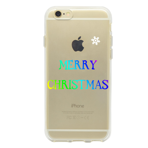 IPhone 6 Christmas Customized printing TPU case