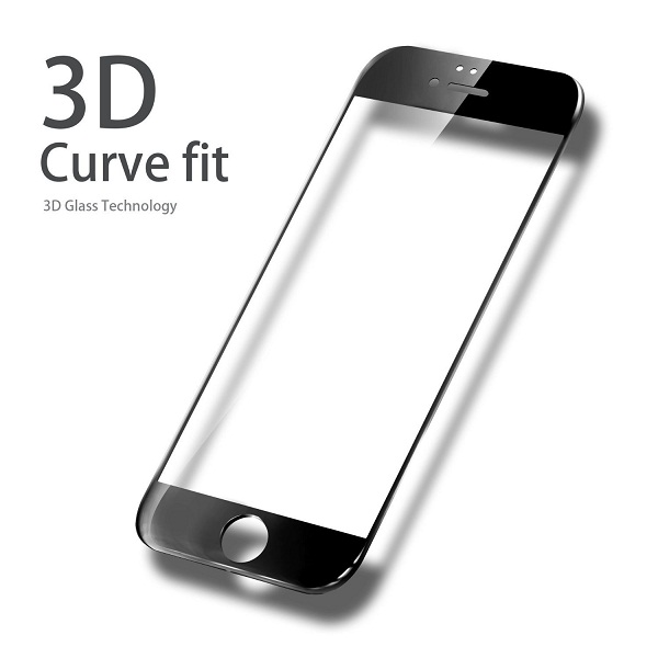 iphone 7 3D full cover tempered glass