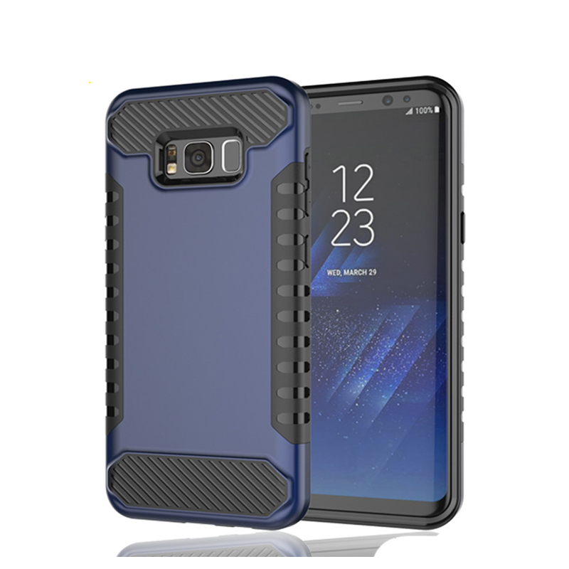 TPU PC Combo Case For  S8 Shockproof Armor Cover