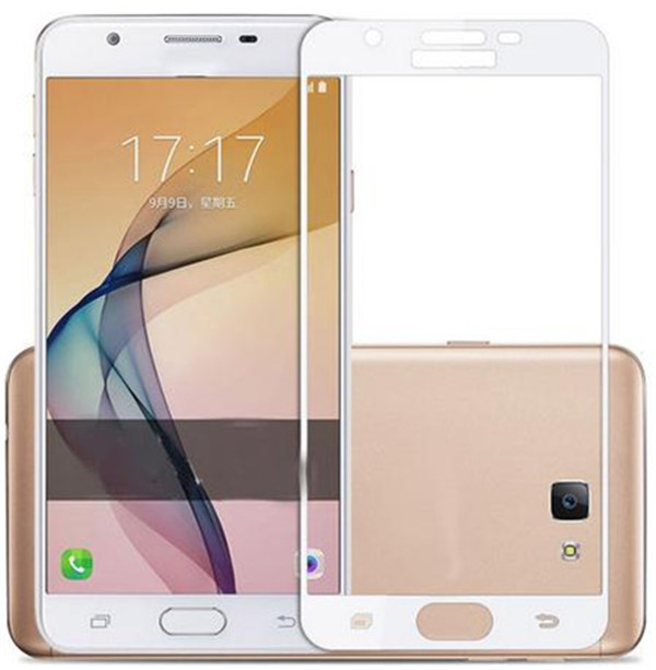 Samsung galaxy on 7 3D 9H Full Glass Screen Protector hard