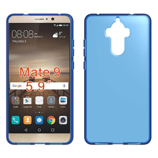 Huawei Mate 9 pudding tpu case