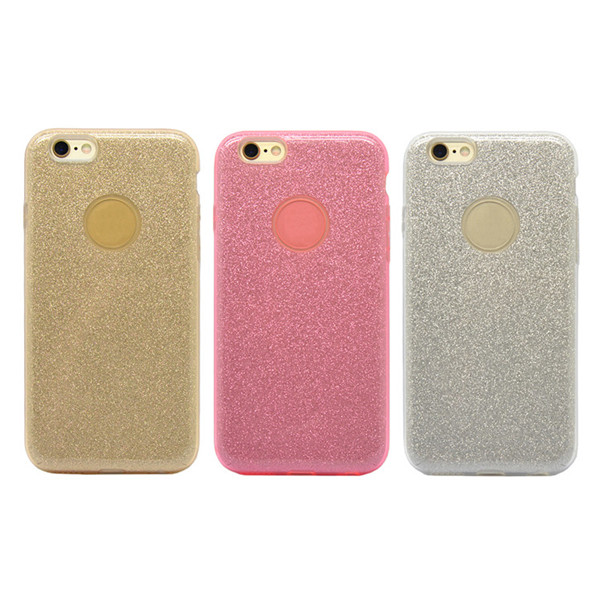 Shiny Glitter Tpu Case For Iphone 6