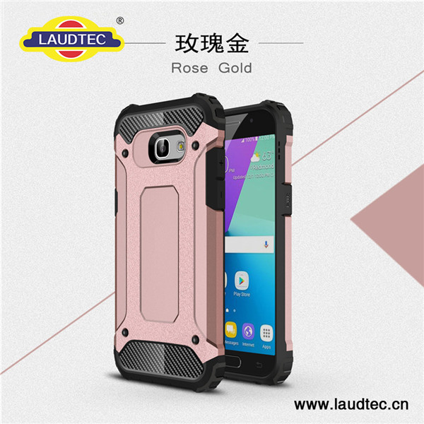 Rugged Hybrid Plastic Shockproof Case For Samsung Galaxy A5 2017 A520