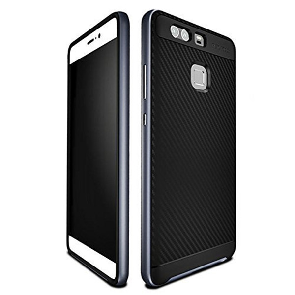 Carbon Fiber TPU Case  For Huawei P10 plus