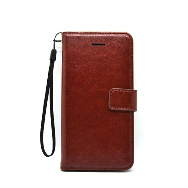 Pu Leather Wallet for  Moto G5 plus