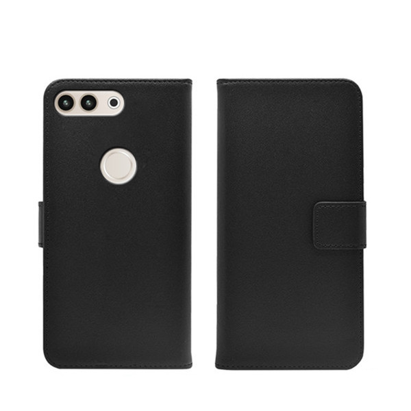 Flip PU Leather Case Protective Shell Magnetic Detachable Slim  case for Huawei P10