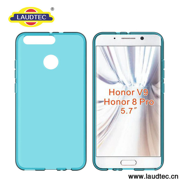 For Huawei Honor 8 Pro tpu case, back cover for Honor V9