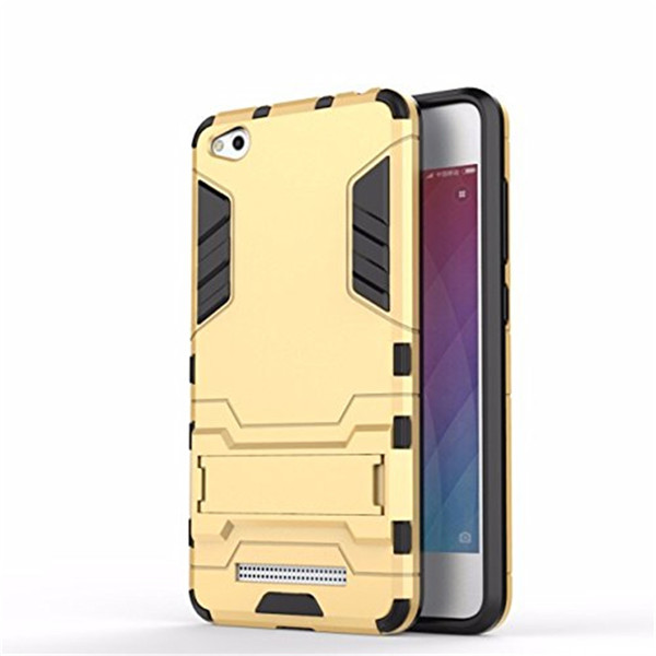 shockproof hybrid pc hard case for xiaomi redmi 4a