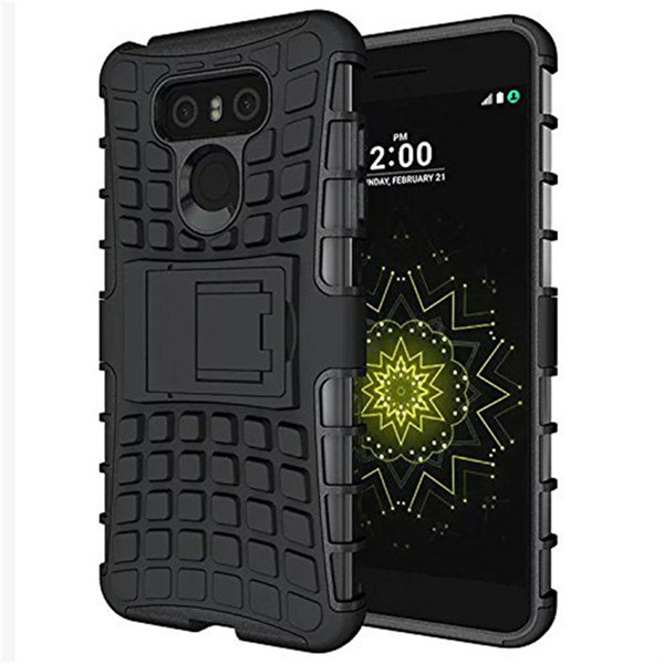 back pc tpu bumper armor case cover for motorola moto g5