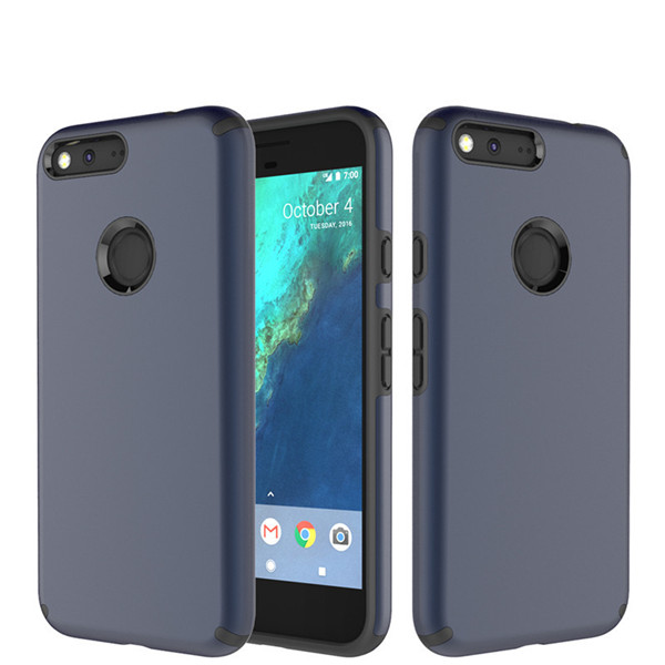 Hybrid Heavy Duty Protective Case For Google Pixel XL