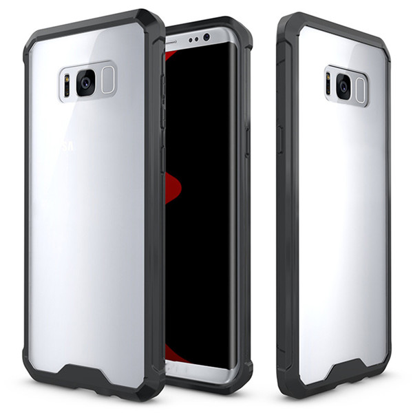 High quality tpu+pc case for Samsung galaxy S8