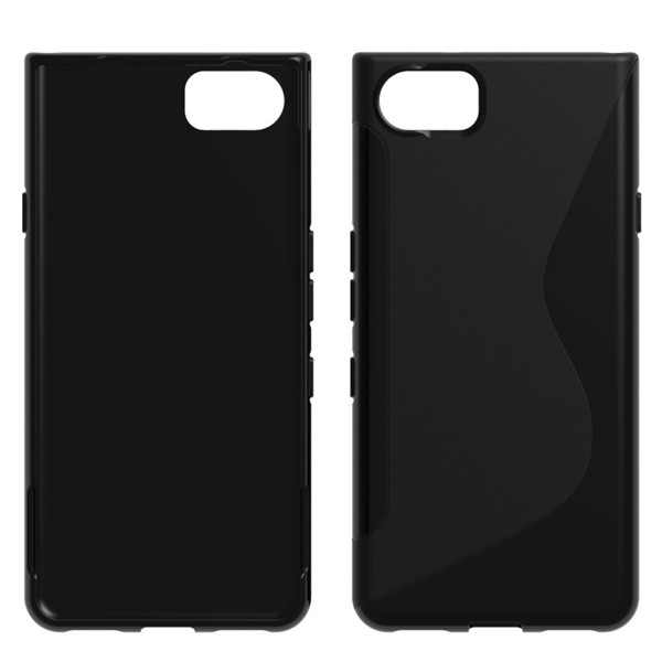 S Line TPU Case For Blackberry Keyone-Mercury