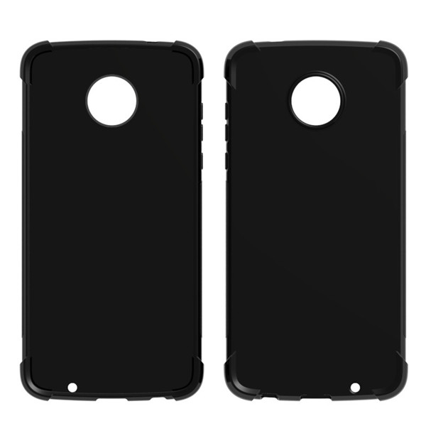 Crystal Soft Gel TPU Case For Motorola Moto Z2 Play