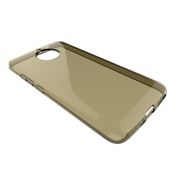 Transparent Tpu Back Cover for Moto E4 plus