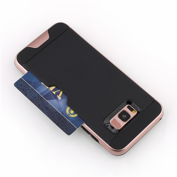 Pc Tpu Hybrid Shockproof Case Mobile Case For Samsung S8 Plus