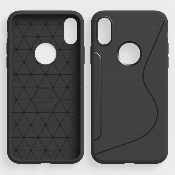 NS line soft tpu phone cover for iphone 8