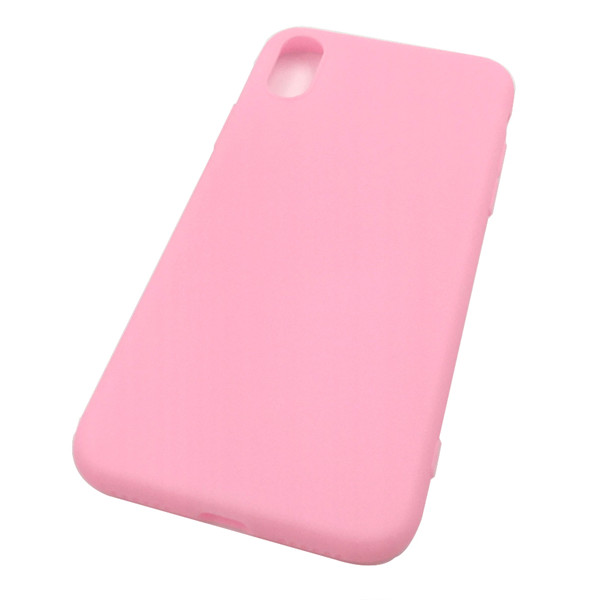 Soft Matte Tpu Back Cover Phone Case For Iphone 8