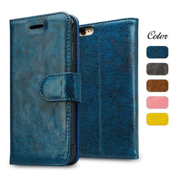iphone 6 Leather Wallet phone Case