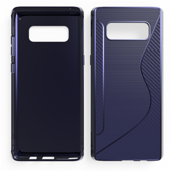 Low Cost Premium Slim Cover For Galaxy Note 8 Tpu Case
