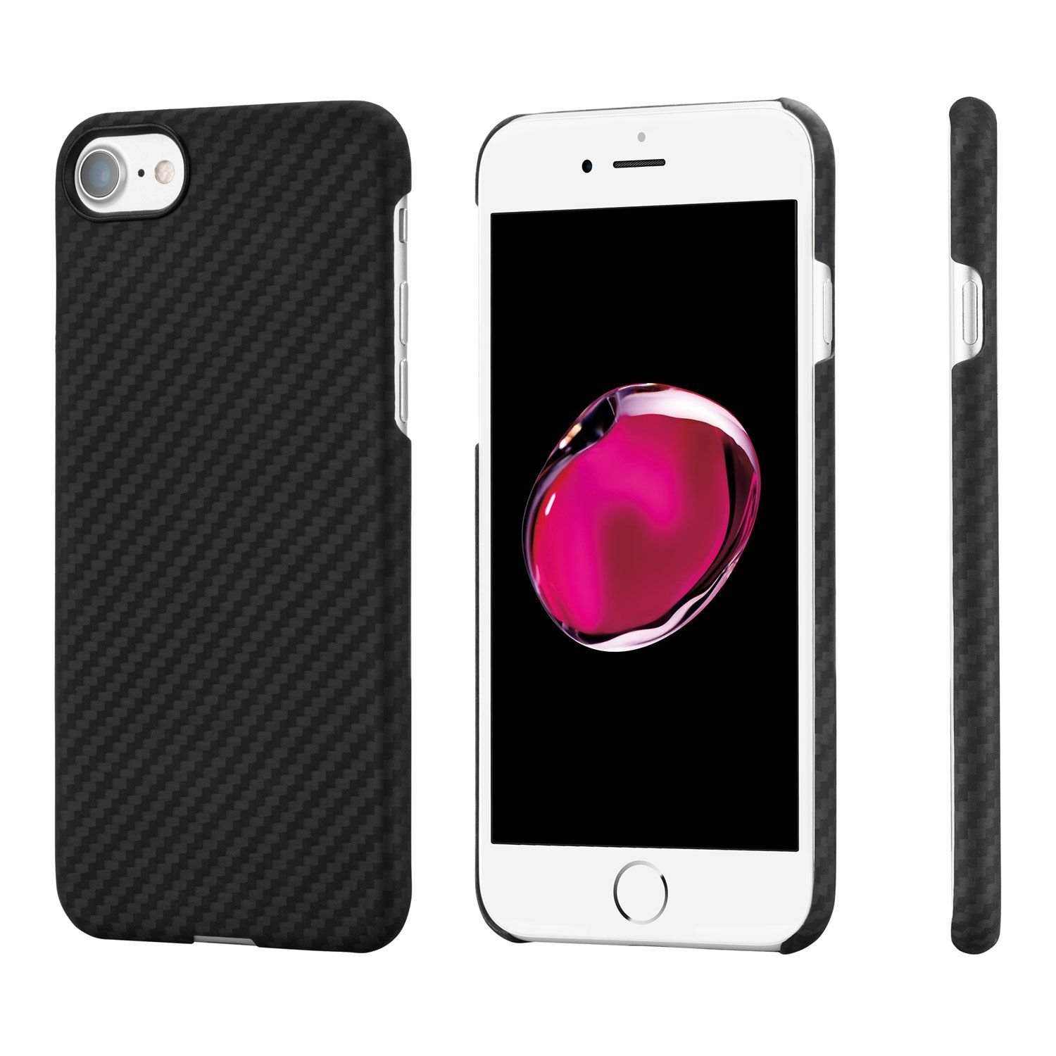 Full Body Protector Carbon Fiber TPU Case
