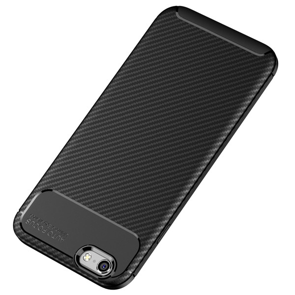 Carbon Fiber Cover Case For iPhone 6 6S