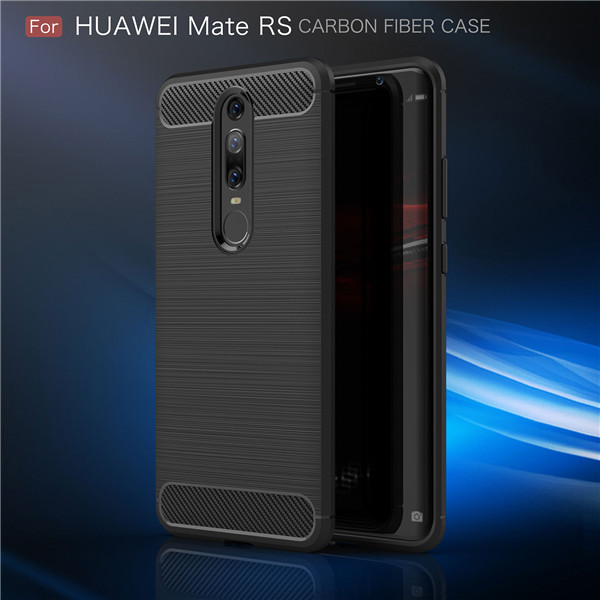 Soft Silicone Shock Proof Case For Huawei Mate rs