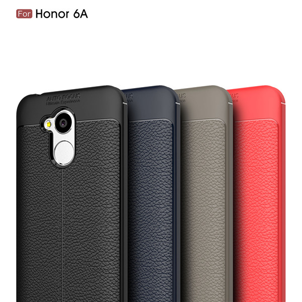 Soft TPU phone case For Huawei Honor 6A