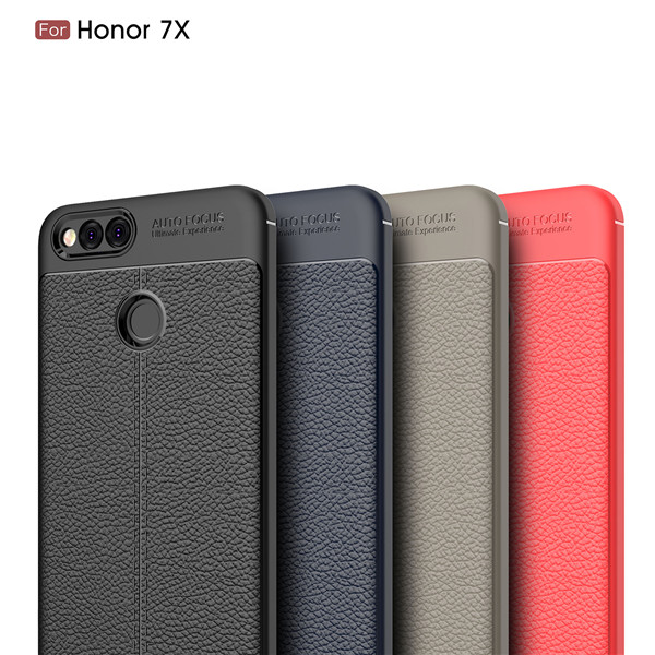 OEM TPU phone case For Huawei Honor 7X