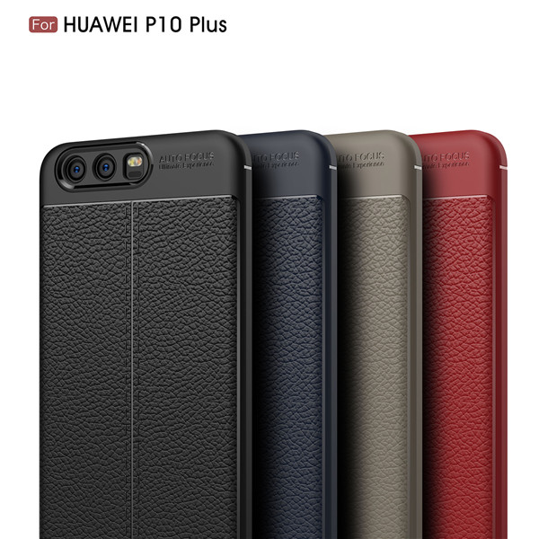 TPU phone case For Huawei P10 Plus