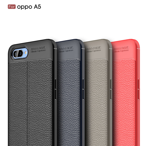 TPU phone case For Oppo A5