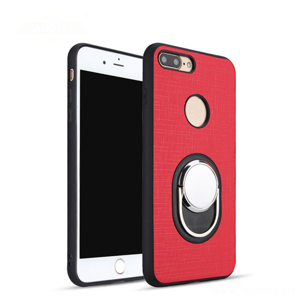 360 degree free rotation ring case for iphone 7